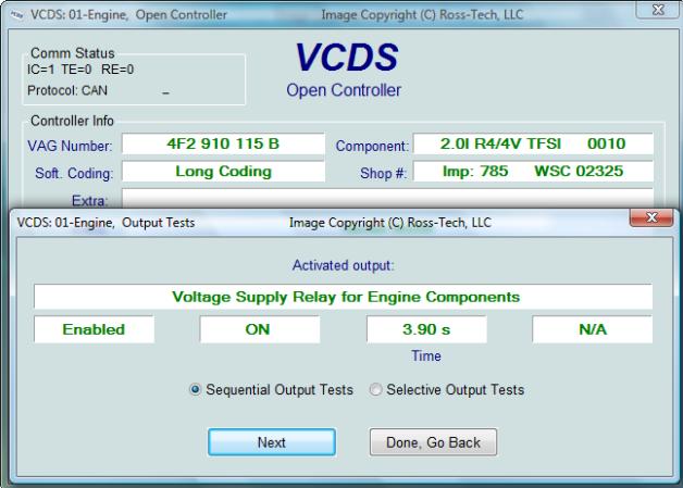 VW / Audi / Seat / Skoda diagnostic tool Ross-Tech VCDS - Autotestas lt