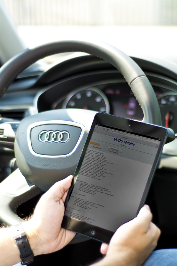 VW / Audi / Seat / Skoda diagnostic tool Ross-Tech VCDS