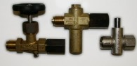 Components and accessories for pressure gauges